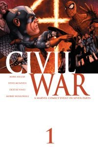 Civil War (vol. 1) - Whose side are you on?