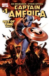 Captain America (vol. 5) #1 - The Winter Soldier