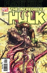 Hulk (vol. 3) #92-105 - Planet Hulk