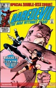 Daredevil (vol. 1) #181 - The blind vigilante