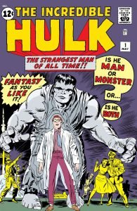 The Incredible Hulk (vol. 1) #1 - The Creation of the Green Giant