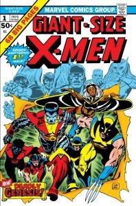 Giant-Size X-Men #1 - The New X-Men