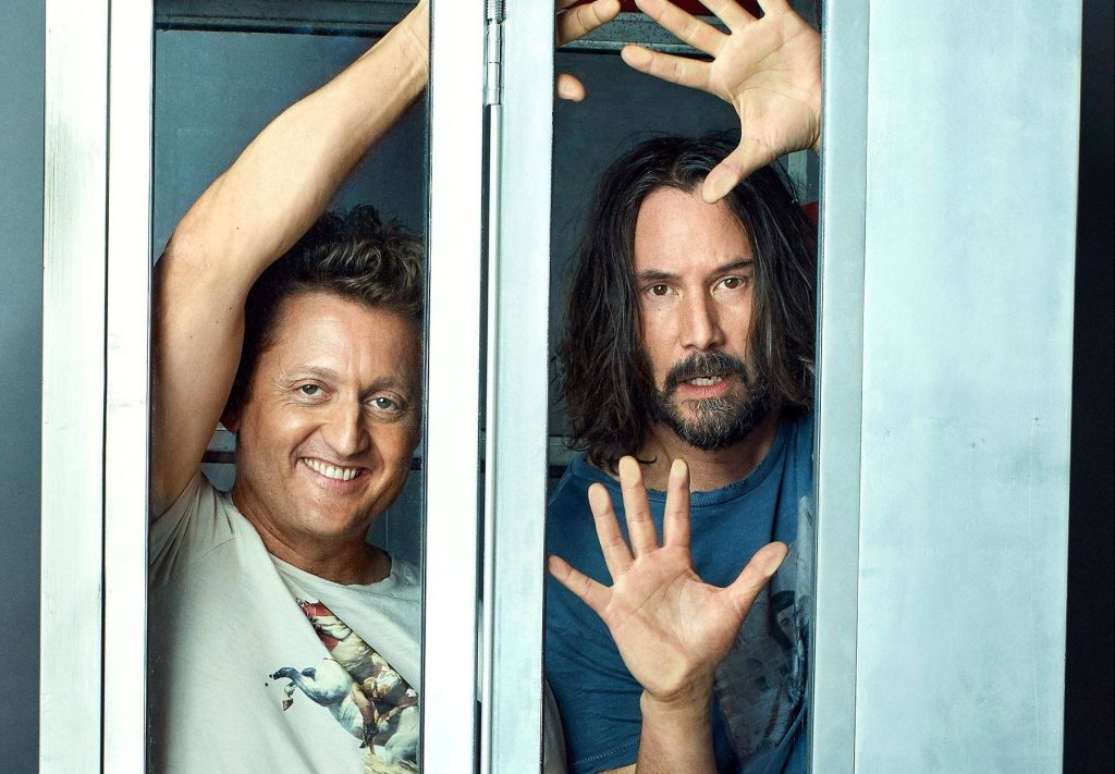 Bill and Ted Face the Music image