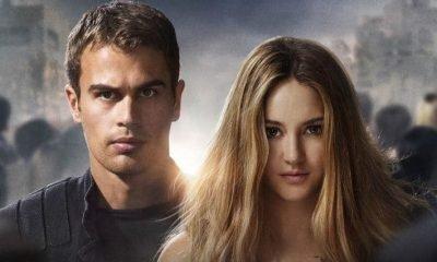 Divergent movie image