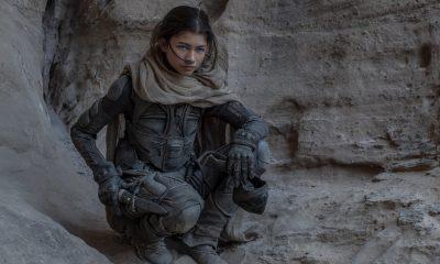 Zendaya Dune Movie 2020 image