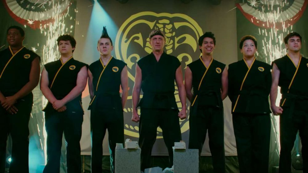 Cobra Kai season 2 image