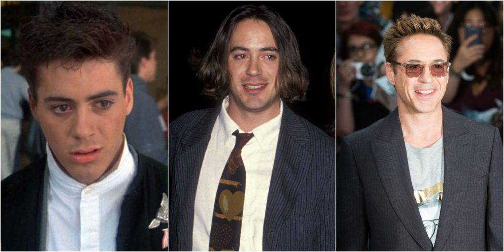 Robert Downey Jr career image
