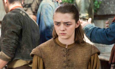 Arya Stark Maisie Williams image