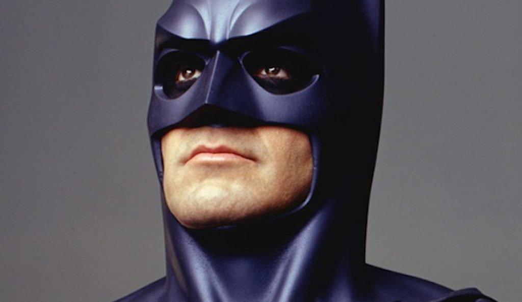 George Clooney as Batman image