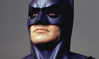 George Clooney as Batman image