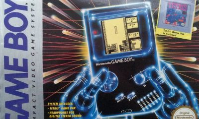 Nintendo Game Boy box image