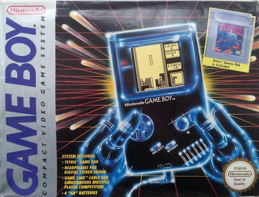 Nintendo Game Boy box image