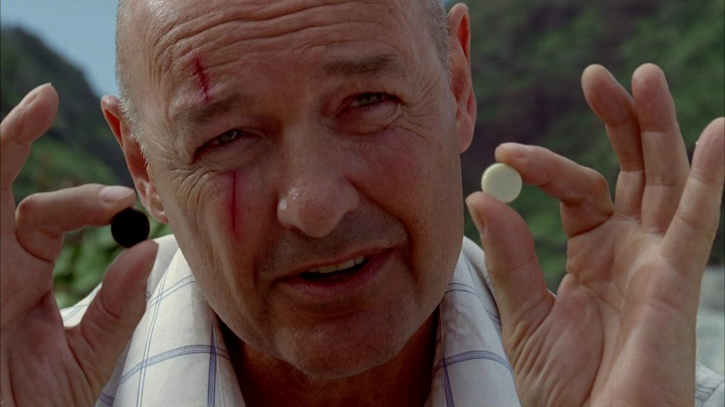 Locke from Lost image