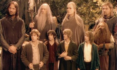 The fellowship of the ring group image