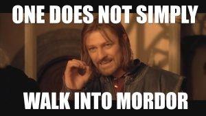 Boromir meme
