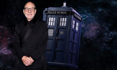 Dr Who Patrick Stewart image