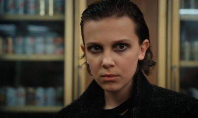 Eleven Stranger Things Season Two image