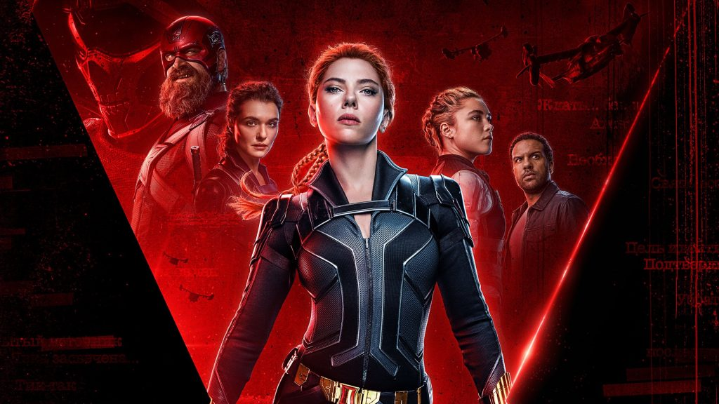 Black Widow MCU Phase Four image