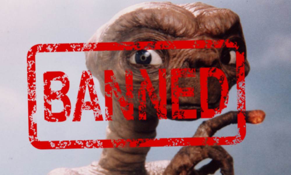 E.T. banned image