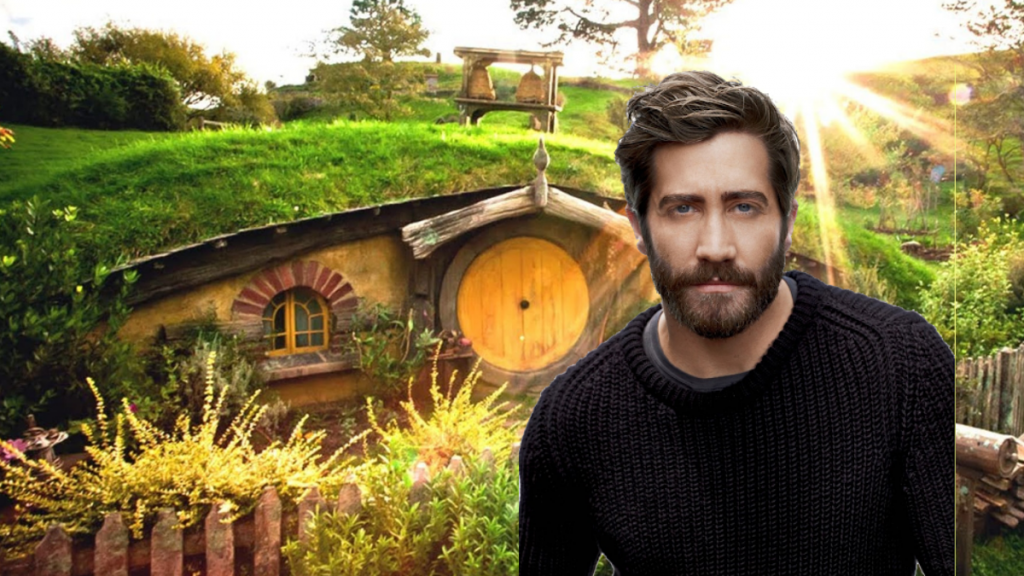 jake gyllenhaal and the shire image