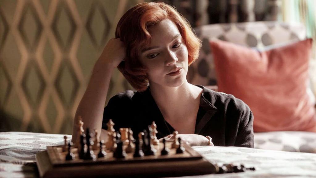 Beth Harmon The Queen's Gambit image