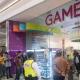Games console queue