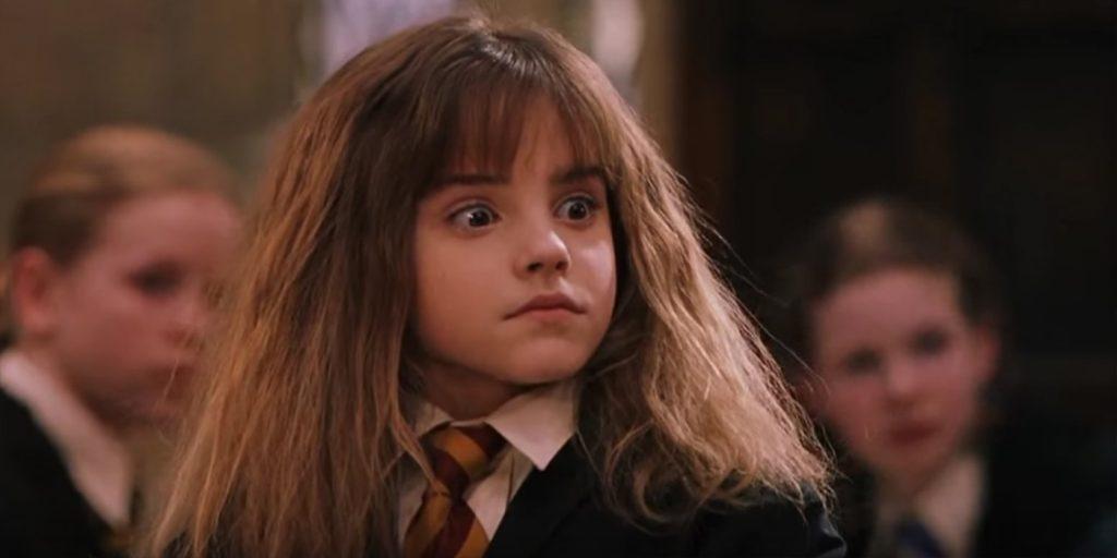 Hermione Granger surprised image