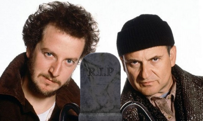 Harry and Marv Home Alone image