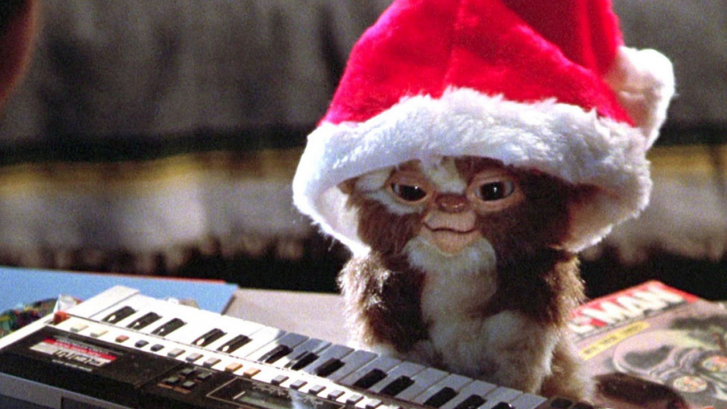 Gremlins Christmas image