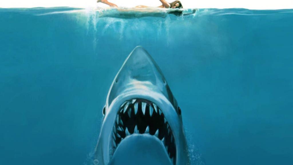 Jaws shark image