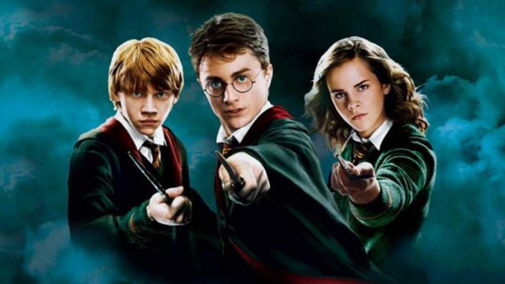 Harry Potter tv series image