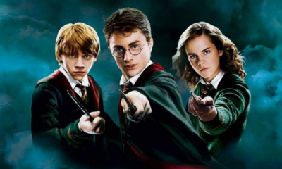 Harry Potter tv series image