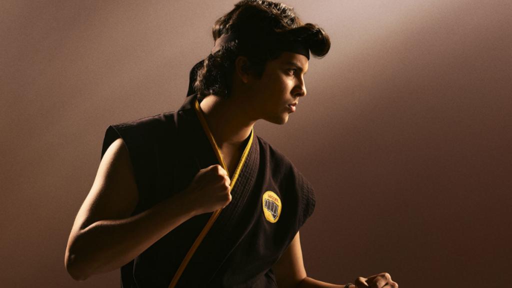 Miguel Cobra Kai Season Three image