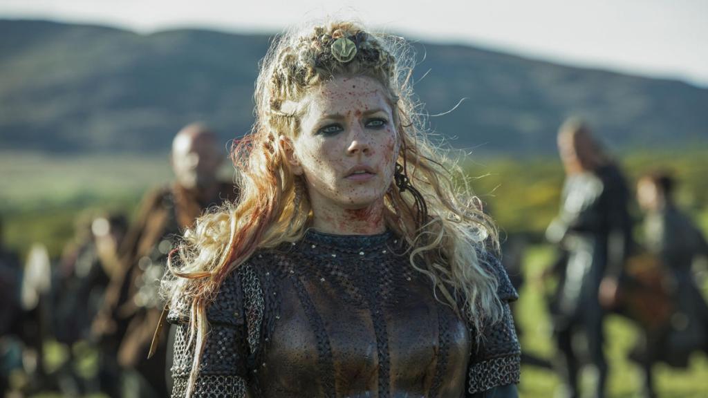 Vikings saga and series image