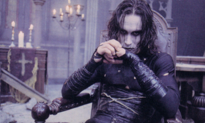 The Crow soundtrack image