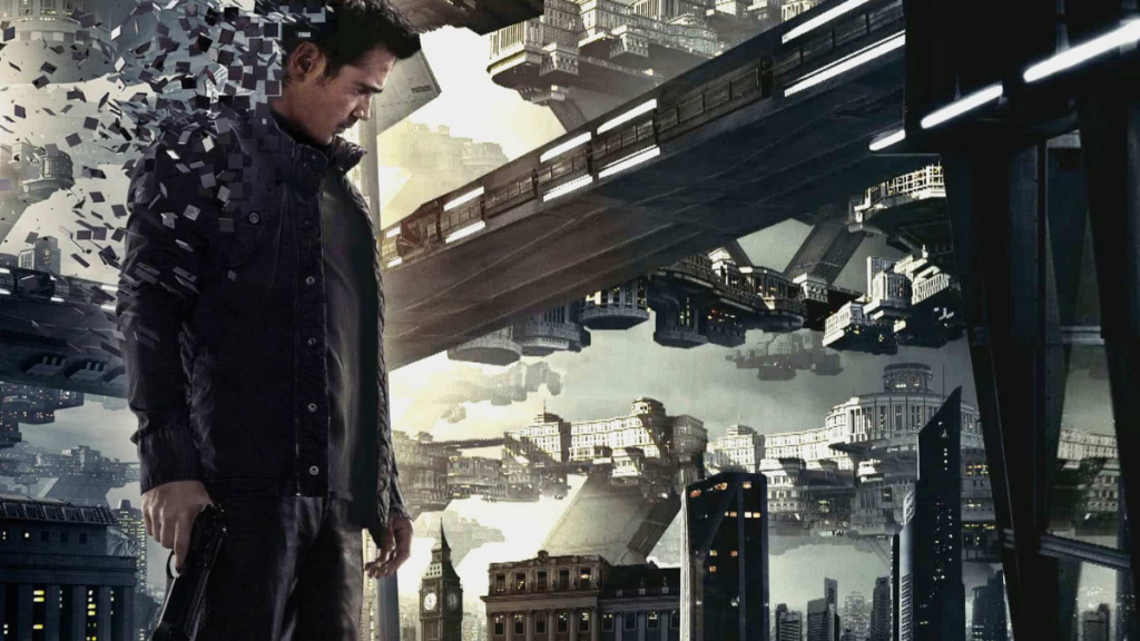 Total Recall 2012 image