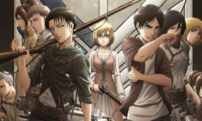 Attack on Titan final season image