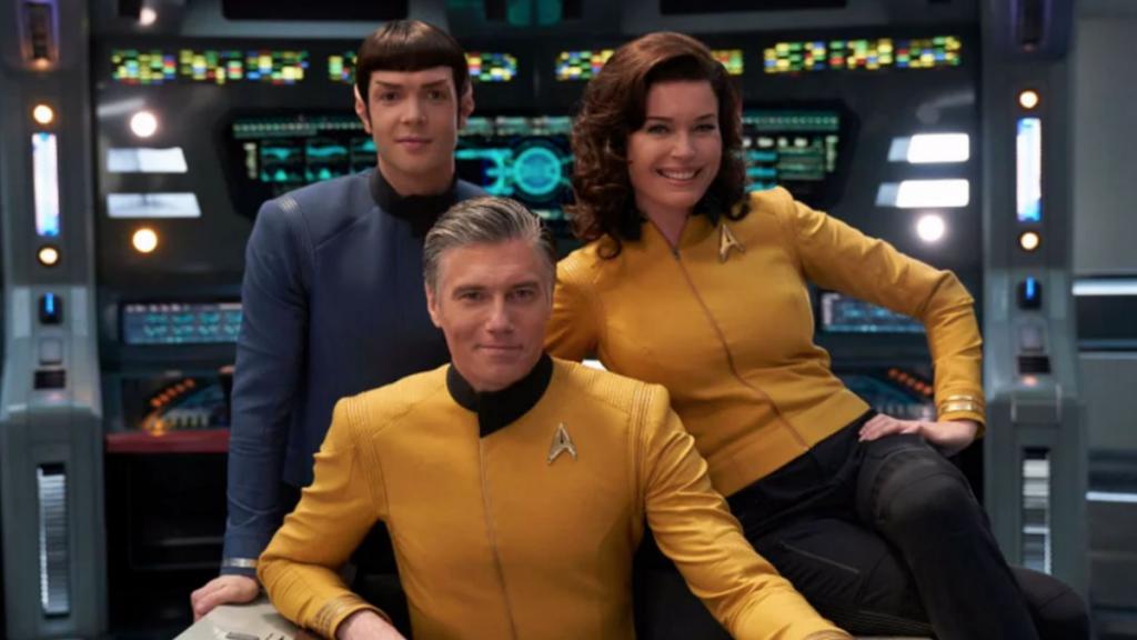 Star Trek Strange New Worlds image