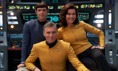 Star Trek Strange New Worlds image