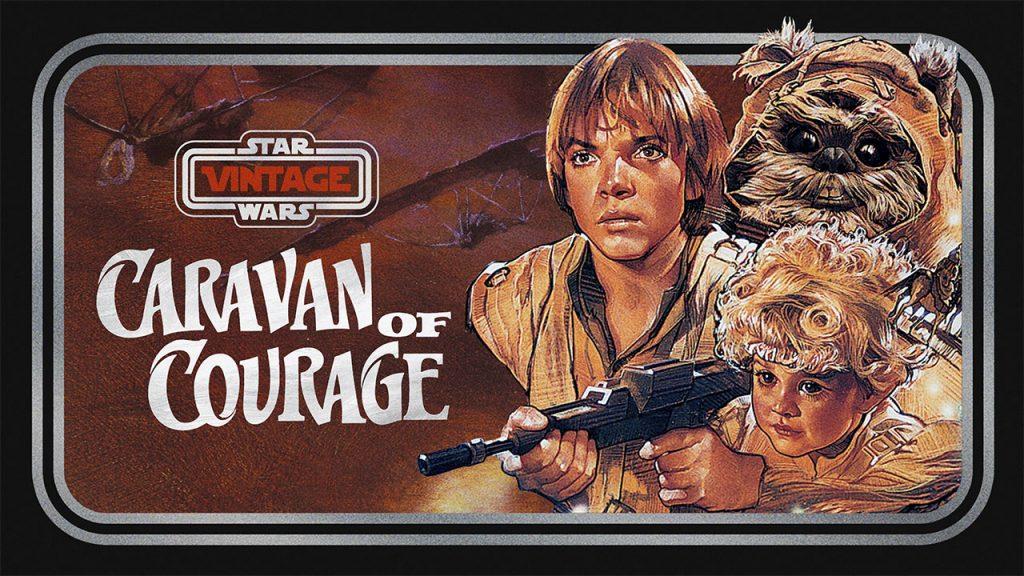 Caravan of Courage Star Wars Vintage