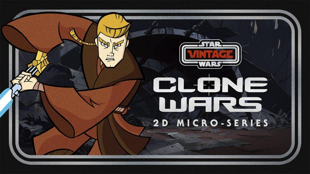 Clone Wars Star Wars Vintage