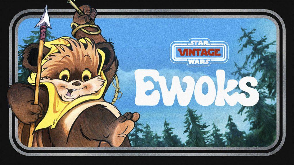 Ewoks Star Wars Vintage