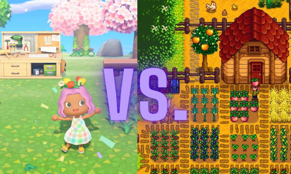 Animal Crossing vs Stardew Valley image