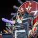Dave Grohl Foo Fighters in plaster image