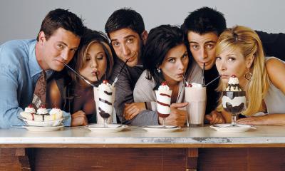 Friends cast image
