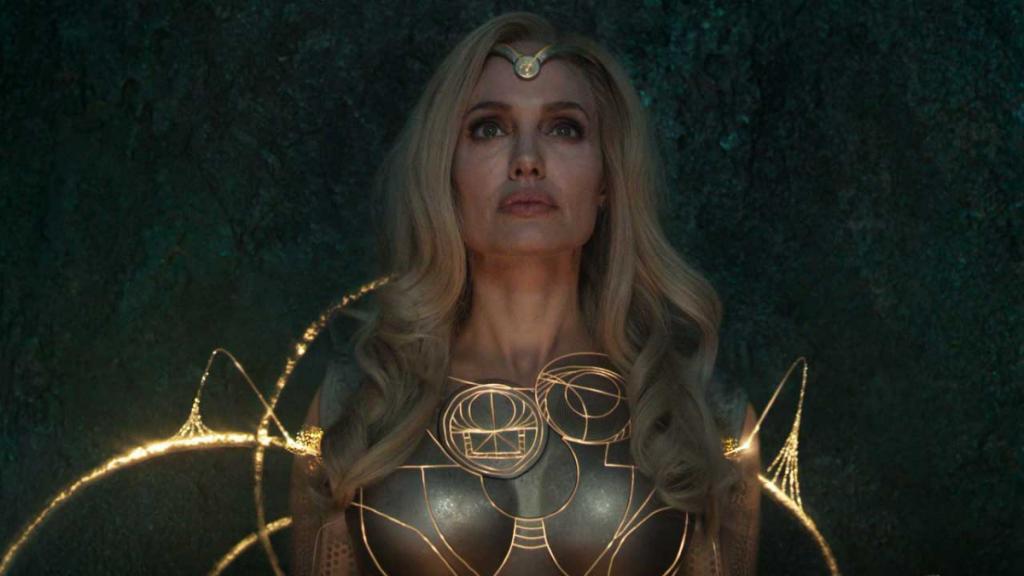 Marvel Eternals Angelina Jolie image