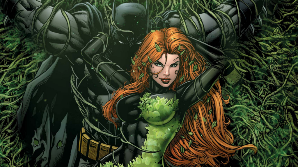 Poison Ivy DC Comics image