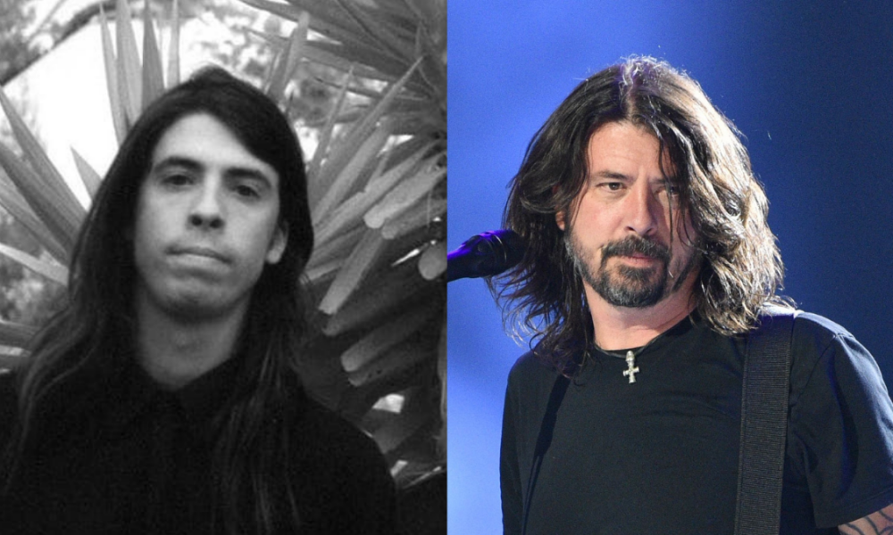 Dave Grohl then and now image