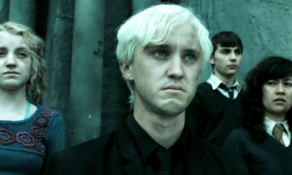 Draco Malfoy Harry Potter image