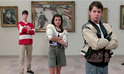 Ferris Buller's Day Off John Hughes image